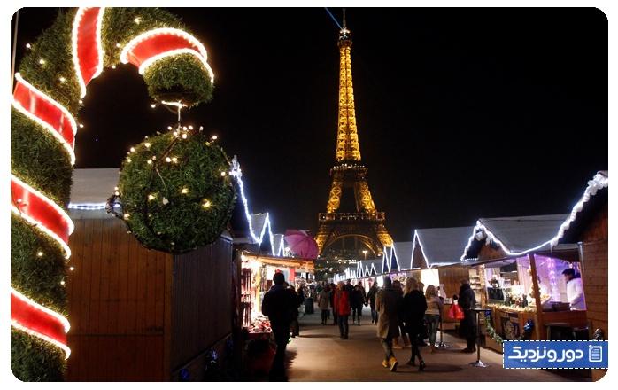 کریسمس ۲۰۲۰ در فرانسه