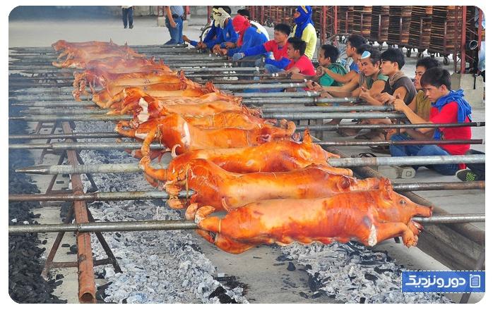 بهترین غذاهای فیلیپینی