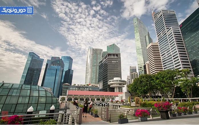 ۶ مکان دیدنی برای گذراندن ماه عسل در سنگاپور ۲۰۱۹