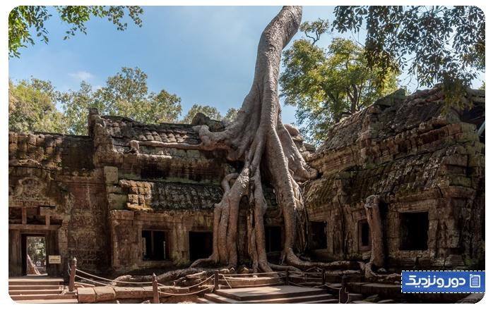 بهترین جاذبه های دیدنی کامبوج