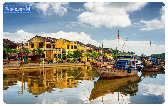 ماه عسل در ویتنام