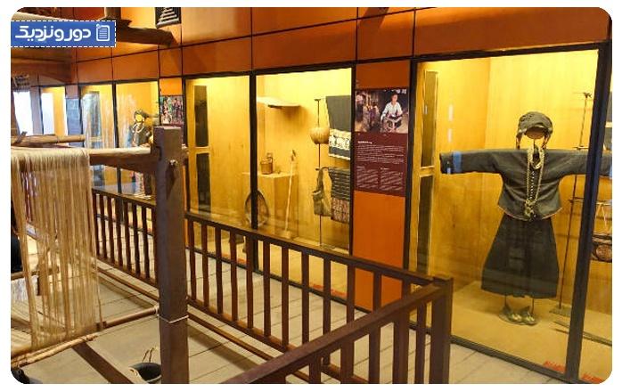 موزه مردم شناسی ویتنام