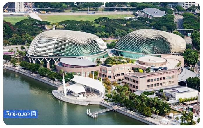 تفریحات سنگاپور