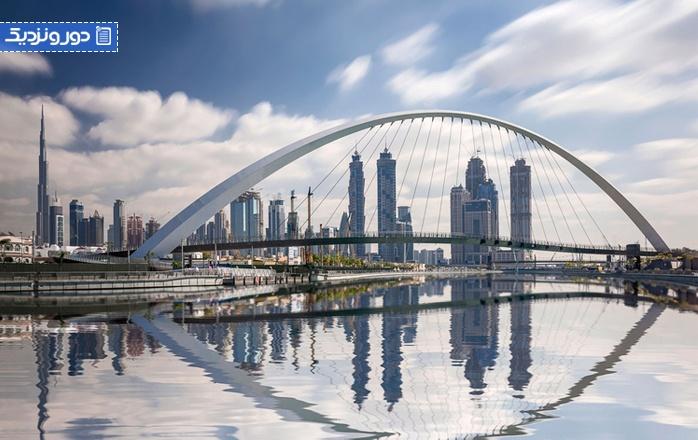 ۵ مکان غیر معمول در دبی که حتما باید ببینید