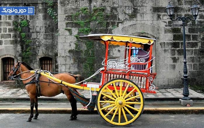 وسایل حمل و نقلی که فقط در فیلیپین یافت می شود