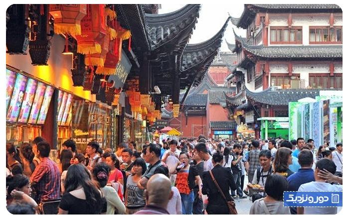 جشنواره های چین