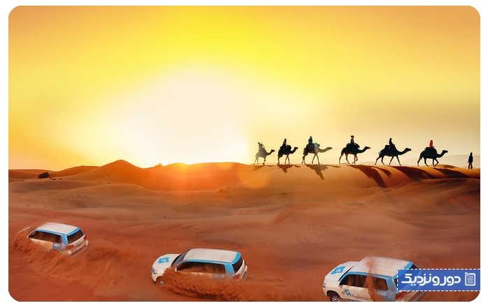ماه عسل به دبی