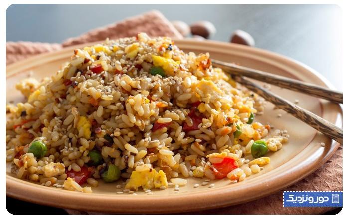 بهترین غذاهای کامبوج