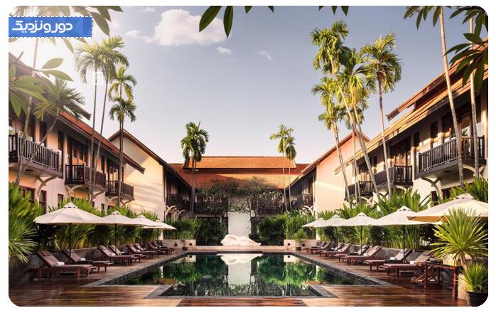 هتل های کامبوج