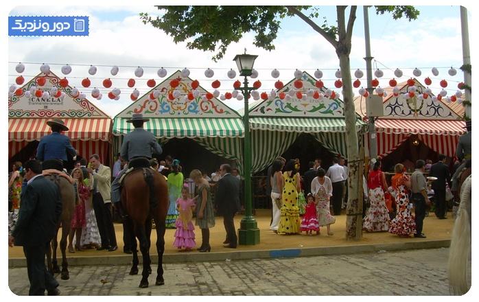 جشنواره های اسپانیا