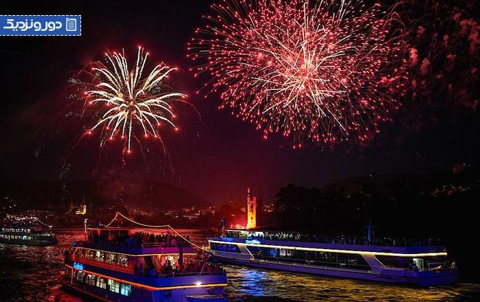 جشنواره های ماه می در آلمان