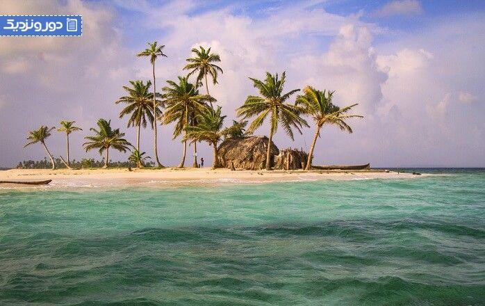بهترین جزایر پاناما برای تعطیلات تابستانی