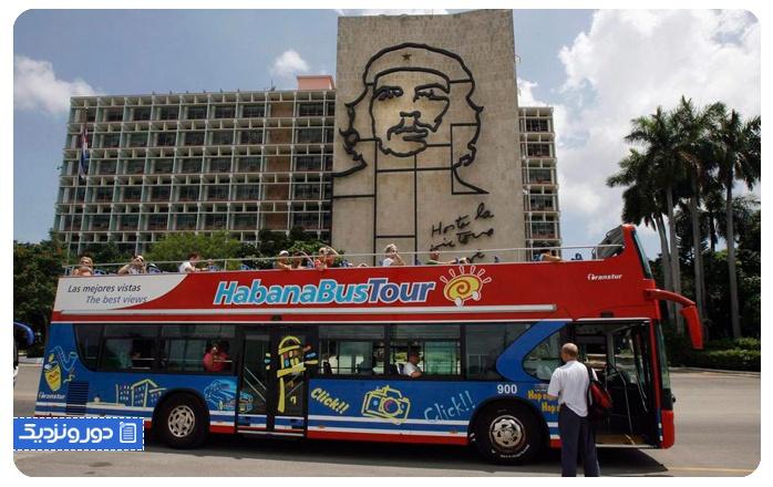حمل و نقل عمومی کوبا