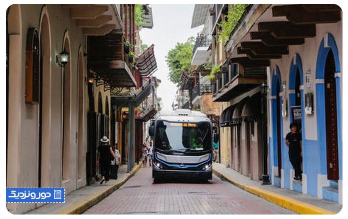 حمل و نقل عمومی پاناما