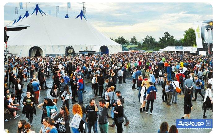 جشنواره های موسیقی آلمان
