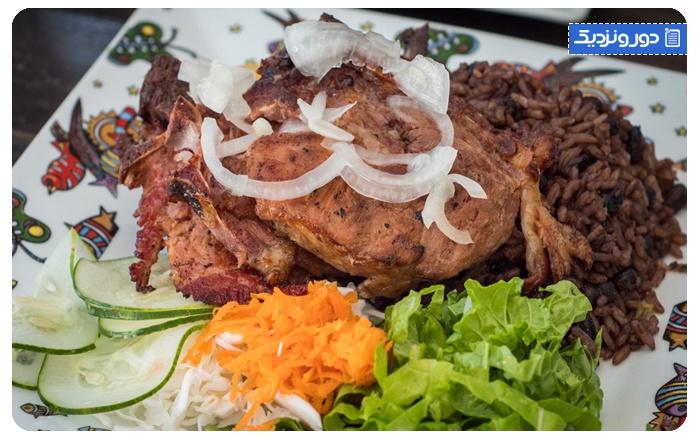 غذاهای سنتی کوبا