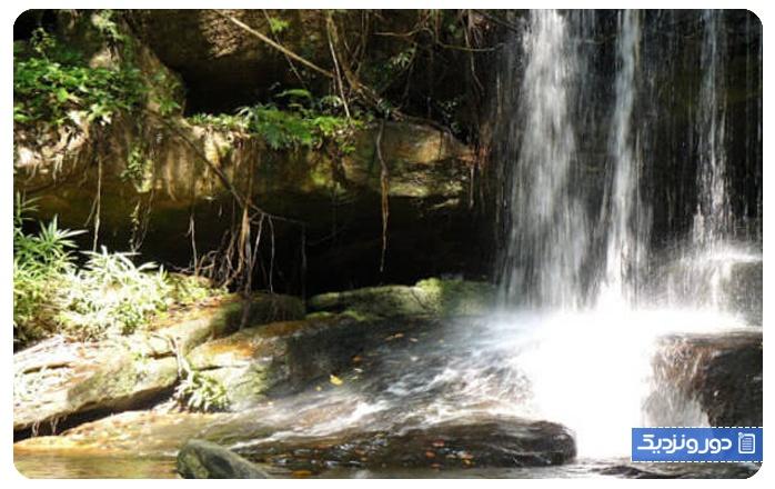 آبشارهای کامبوج