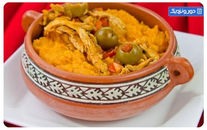 غذاهای سنتی پاناما