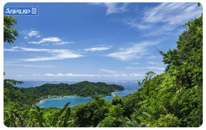 مهمترین پارک های ملی پاناما