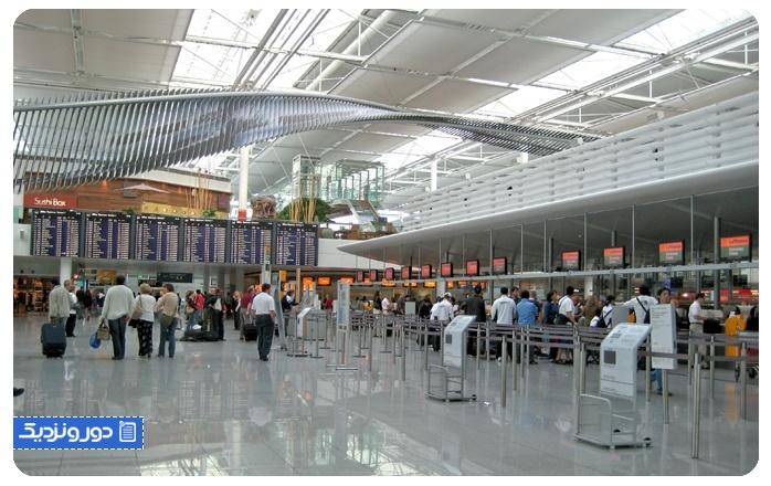 حمل و نقل به فرودگاه مونیخ