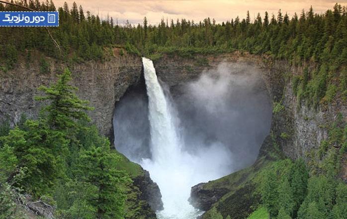 آبشار کانادا