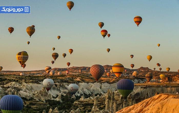 جشنوارههای محبوب ترکیه که آن را به یک مقصد تعطیلات عالی تبدیل میکند!