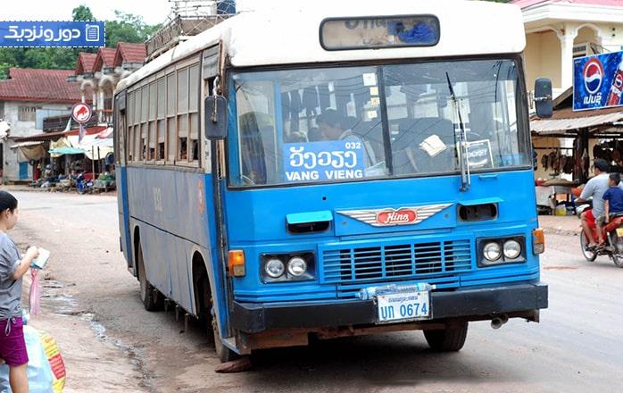 اتوبوس محلی