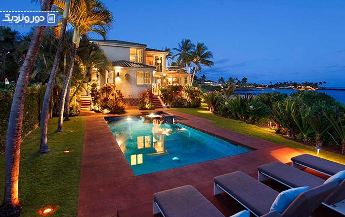 معرفی مکانهایی برای خرید خانه ساحلی