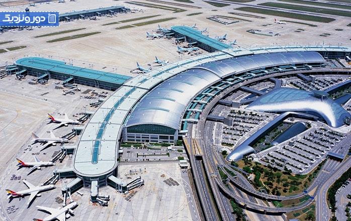 پر رفت و آمدترین فرودگاههای دنیا