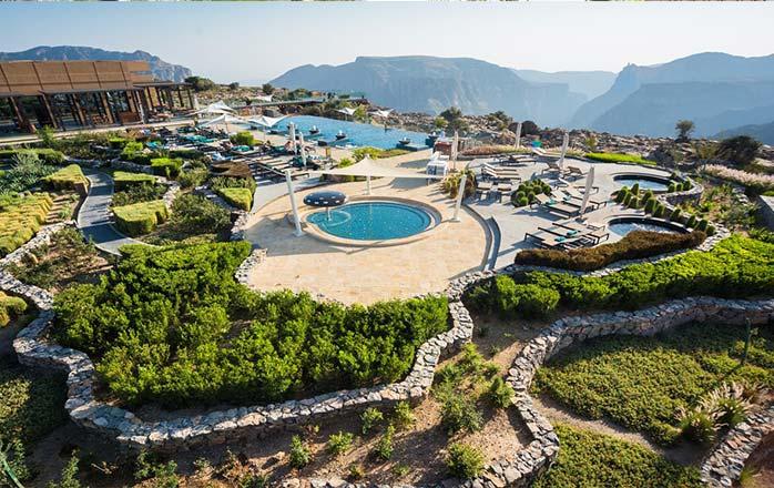 هتل کوهستانی تووال آنانتارا