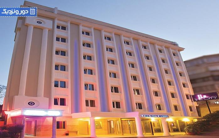سیتی هال هتل