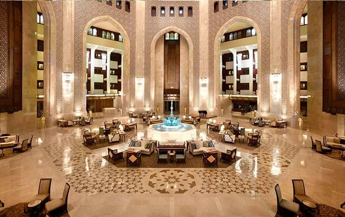 هتل مسقف چدی